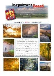 DORPSKRANT BEESD – JAARGANG 11 - NR.2