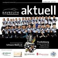 Bayreuth Aktuell Januar 2020