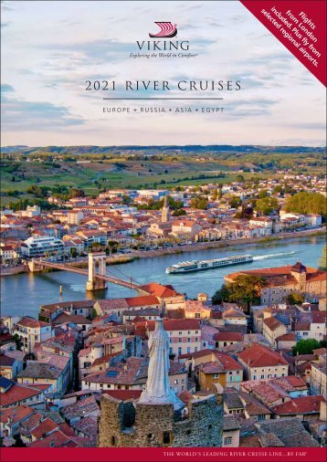 2021 Viking River Brochure 1st edition