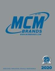 2020 MCM Brands Catalog