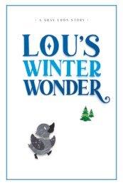 Lou's Winter Wonder