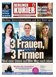 Berliner Kurier 19.12.2019