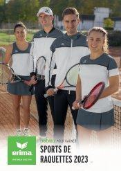 ERIMA Tennis 2020 - Switzerland (français)