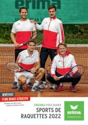 ERIMA Tennis 2021 - Switzerland (français)