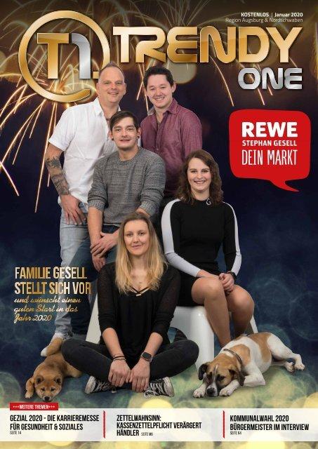 TRENDYone | Das Magazin - Augsburg - Januar 2020