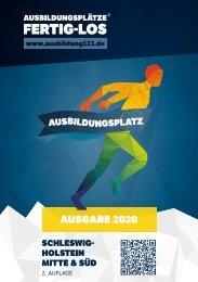 AUSBILDUNGSPLÄTZE - FERTIG - LOS | Schleswig-Holstein Mitte & Süd 2020