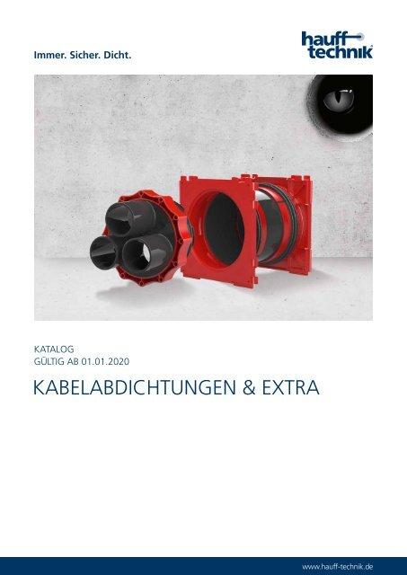 Hauff Systemdeckel HSI 150 D3//60