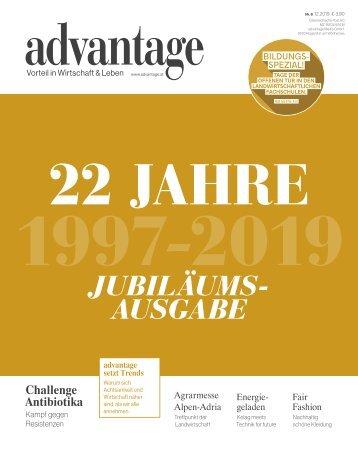 advantage Nr 6 Dezember 2019