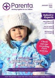 Parenta Magazine January 2020