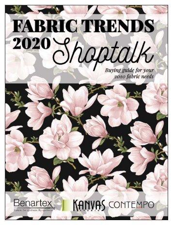 Fabric Trends 2020 Shoptalk