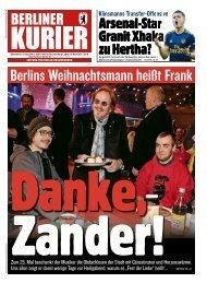 Berliner Kurier 21.12.2019