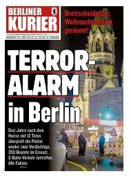 Berliner Kurier 22.12.2019