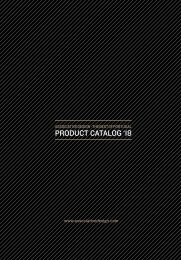 AD Products 2018 Catalogue