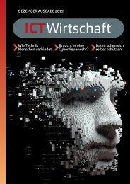 ICT Wirtschaft Ausgabe Dezember 2020