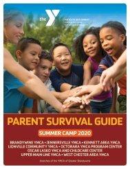 Summer Camp - Parent Survival Guide and Handbook 2020