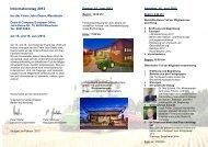 Einladung und Programm - Unternehmerverband Metall Baden ...