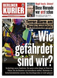 Berliner Kurier 23.12.2019