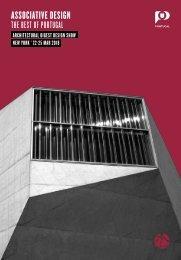 AD Architectural Digest Design Show 2018 Catalogue