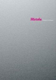 Veredeln in Perfektion - Metoba Metalloberflächenbearbeitung in ...