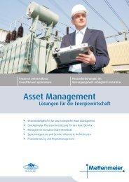 Asset Management - Mettenmeier GmbH
