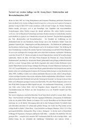 Dr. Georg Doerr -- Vorwort zur zweiten, ergänzten Auflage von: Muttermythos und Herrschaftsmythos -- Zur Dialektik der Aufklärung bei den Kosmikern, Stefan George, Walter Benjamin und in der Frankfurter Schule. K. & N. (eBook): Würzburg 2019.