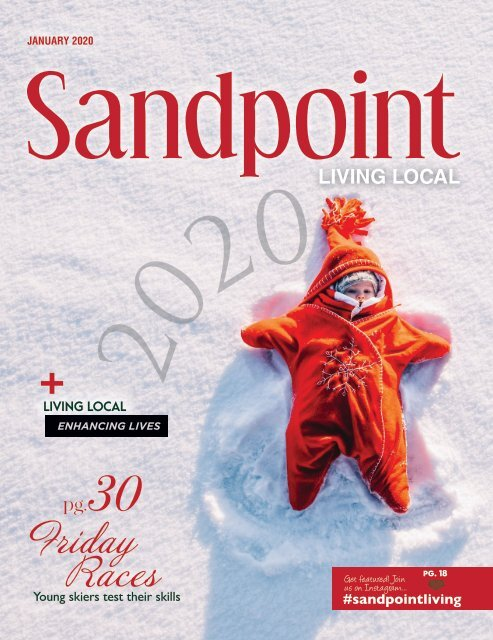January 2020 Sandpoint Living Local