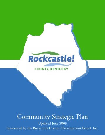 Community Strategic Plan - Rockcastle County, Kentucky