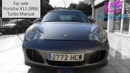 CarFinders24 offers for sale this Porsche 911 (996) Turbo Manual (2772HCW)