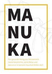 Manuka Honig - Der gesunde Honig aus Neuseeland