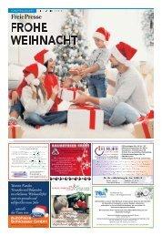 Weihnachtsbeilage Auerbach - 24.12.2019