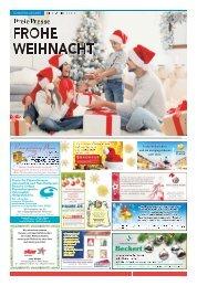 Weihnachtsbeilage Plauen - 24.12.2019