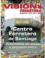 Revista Vision Ferretrea Edic 07