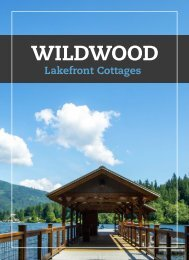 Wildwood - A Lakefront Vacation Community!