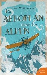 Paul W. Bierbaum | Im Aeroplan über die Alpen