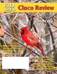 Cinco Ranch 2 January 2020