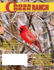 Cross Creek Ranch January 2020