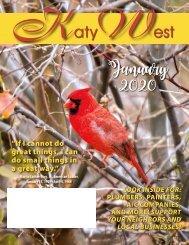 Katy West January 2020