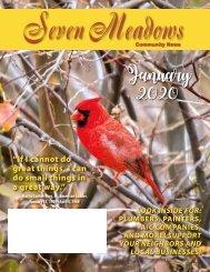 Seven Meadows January 2020