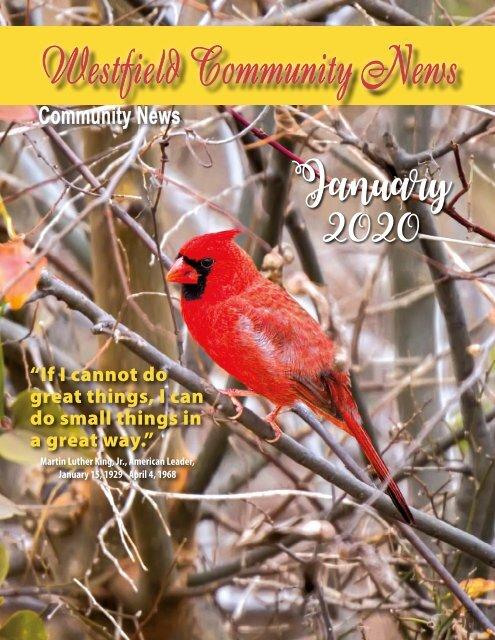 Westfield Community January 2020