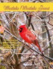 Westlake Forest January 2020