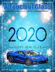 Central Valley Corvettes of Fresno - January 2020