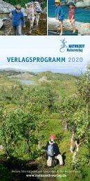 Naturzeit Reiseverlag 2020