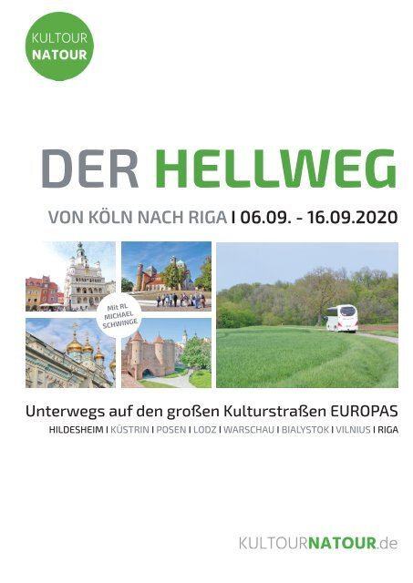 K&N-Reise DER HELLWEG • BERNSTEIN & WOLLE