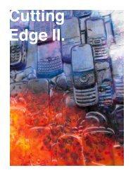 Catalogue Cutting Edge II