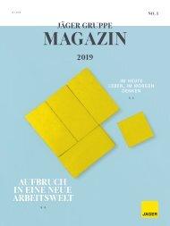 Magazin Jäger Bau