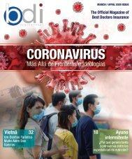 BDI International Magazine - March/April Issue