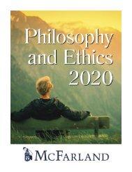 Philosophy & Ethics