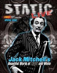 Static Live Magazine January 2020