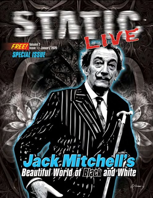 Static Live Magazine January 2020
