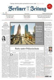 Berliner Zeitung 02.01.2020